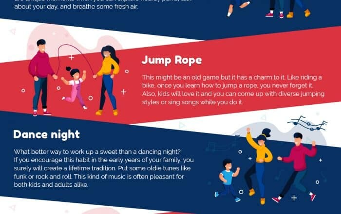 Ready Set Maids - Best ways to exercise with your family