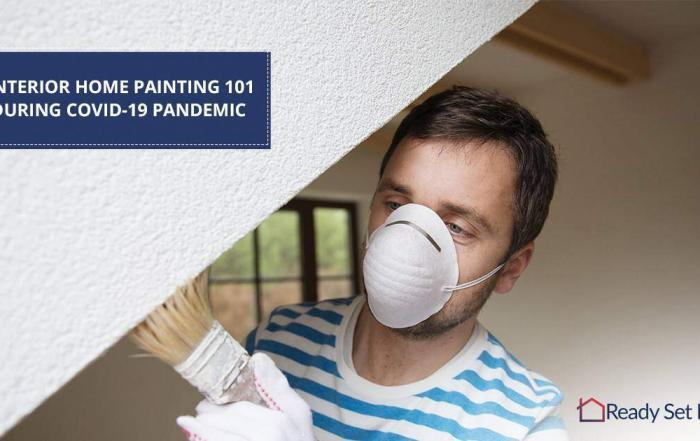 Interior Home Painting 101 During COVID-19 Pandemic